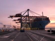 APM Terminals i Göteborg sätter nya rekord