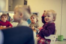 Flerspråklige toddlere i barnehagen