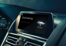 BMW lanserer taleassistent med kunstig intelligens: Nå snakker vi!