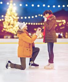 Fria på nyår och gift er på Alla hjärtans dag!