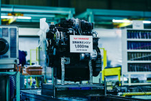 Yanmar Produces 10 Millionth Vertical Water-cooled Engine