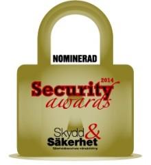 """Blocket nominerat till """"Årets Säkerhetsnål"""""""