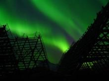 Bästa norrskenet på 50 år finns i arktiska Norge