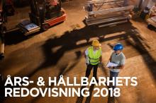 Stendörren Fastigheter publicerar Års- och Hållbarhetsredovisning för 2018