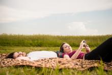 Danskerne tilbragte påsken online i sommerhuset