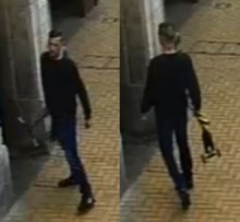 CCTV released after man knocked unconscious in Basingstoke