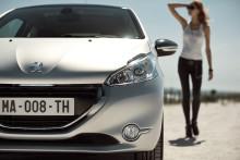 Tag styringen i en ny Peugeot