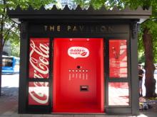 Coca-Cola® lanserar Dialekt-o-maten – Världens första dialektstyrda dryckesautomat
