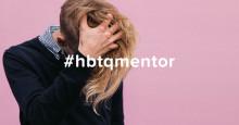 Mentor Sverige vill stärka hbtq-ungdomar med #hbtqmentor