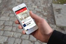 Ny app för turister och museinördar