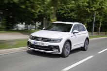 Volkswagen bekräftar laddhybridversioner av Tiguan och Arteon