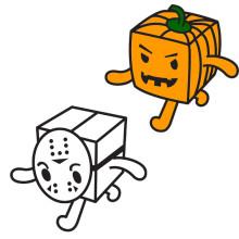 Vinn skrämmande bra priser i NetOnNets Halloweentävling