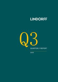 Lindorff Q3 2016 Report