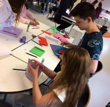 Erlaskolan Östra satsar på samarbete mellan årskurser
