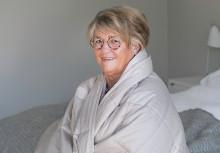 """""""Bästa sömnen på 60 år"""" CURAs kundundersökning visar många positiva effekter av tyngdtäcket"""