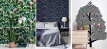 Personliga väggar med Mr Perswalls nya spännande designsamarbeten