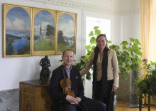 Musik på Udden - ny programserie på Prins Eugens Waldemarsudde