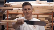 Tømrerelev går efter topplacering til VM