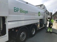 ​Biofuel now available at Bergen Airport