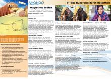 Reisebeschreibung Indien Erlebnisreise