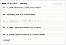 Lindesbergs kommun bjuder in till medborgardialog om Flugparken
