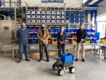 TH Wildau startet Forschungskooperation mit Berliner Technologieunternehmen G2K Group zum Infektionsschutz in Lebensmittel-Lieferketten