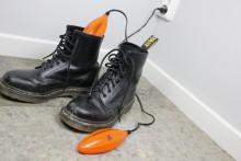 Håll skor och pjäxor torra och varma med riktigt bra skotork!
