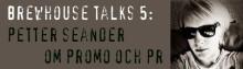 Petter Seander-hälsning från London inför Brewhouse Talks på måndag