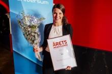 Visionär kemist blev Årets Projektledare 2017