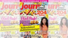 Hemmets Journal går mot strömmen och släpper rekordtjock utgåva