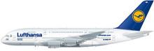 Världens största passagerarflygplan på Arlanda