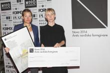 Line Depping är 2014 års vinnare av Formex designpris Nova