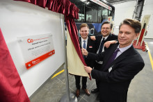 Go North East unveils new £3.5m Consett base