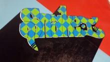 Välkommen till konstnärssamtal på Basis med Snake 1 från New York, en av graffitikonstens pionjärer