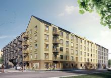 Tornstaden bygger hyresrätter för Wallenstam i Åkersberga