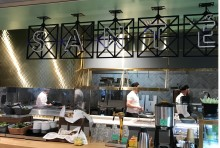 """""""Sante""""  ny restaurang på Nordstan"""