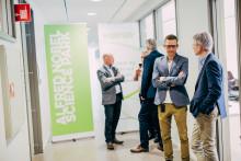 Alfred Nobel Science Park medverkar på årets CAMPUSmässa på Örebro universitet 8-9/2!