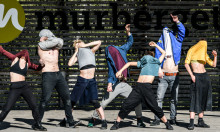 Internationell dansvecka med Norrdans i Härnösand