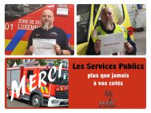 Témoignage : Michel, pompier-ambulancier à Arlon