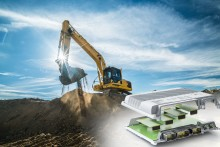 B&R presenterar styrsystem X90 med integrerad säkerhet på Bauma 2019