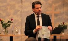 Mikael Ribbenvik talade om husförhör på kyrkornas migrationskonferens