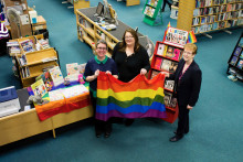 LGBT history month celebrated in Moray