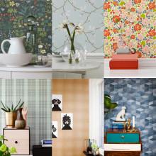Wallpaper Weeks hos Happy Homes under våren!