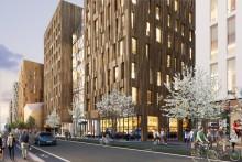 Skanska bygger konferenshotell i Drammen, Norge, för NOK 300M, cirka 310 miljoner kronor
