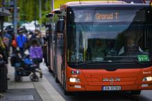 Bussene flyttes fra Rådhusplassen tilbake til Stortingsgata