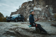 Svenska Aron Anderson har huvudroll i ny varumärkesfilm från Ford