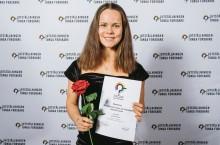 Unga Forskare-stipendium till Sjölinselev
