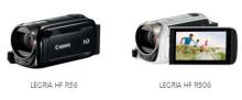 Filma och dela dina minnen med Canons nya LEGRIA HF R-serie