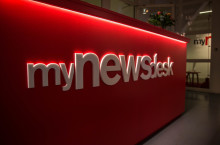 Reception hos Mynewsdesk