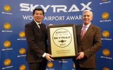Changi Airport is named the world's best airport for the fifth consecutive year by international air travellers